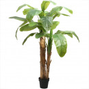 Banana tree potted 180cm height, green